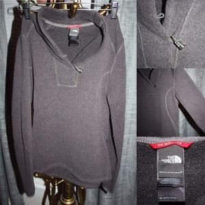The North Face pullover sweater